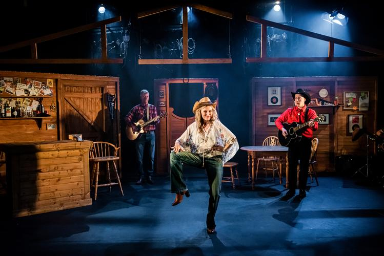 Midlife Cowboy - Review - Pleasance Theatre The premiere of a new British musical