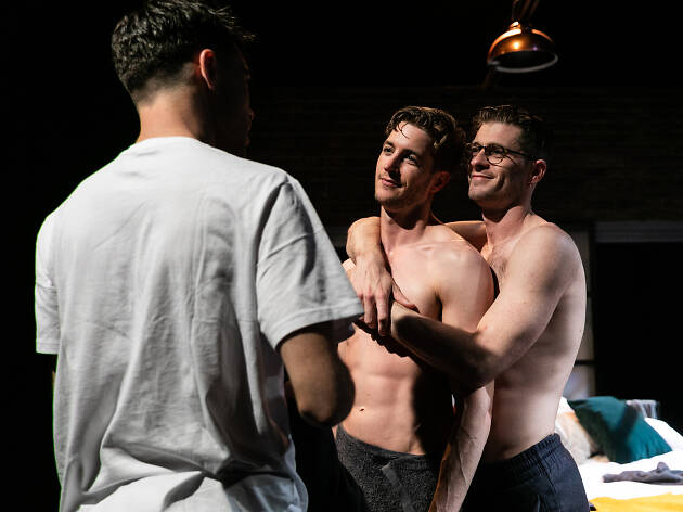 Afterglow - Review - Southwark Playhouse The heart wants what the heart wants