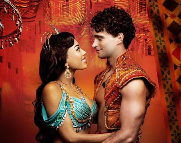 Aladdin Musical Review: Five Stars Aladdin is a blast. No doubts. It is a tornado of colours, jokes, singing and dancing that it is impossible not to like