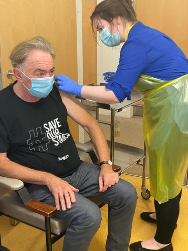 Andrew Lloyd Webber and the vaccine - News