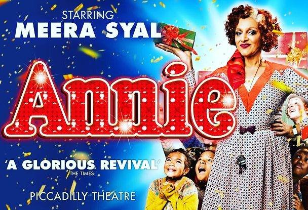 Annie Theatre Review: Three Stars It won't be a musical I remember forever but this is nostalgic and definitely worth a see.