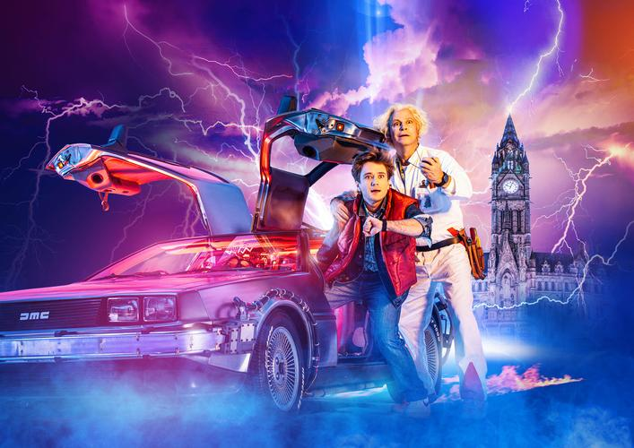 Back to the future opens this summer - News The show begins performances 20 August
