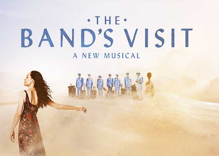 The Band's Visit - Review - Ethel Barrymore Theatre - Broadway - New York The Broadway Musical winner of 10 Tony Awards