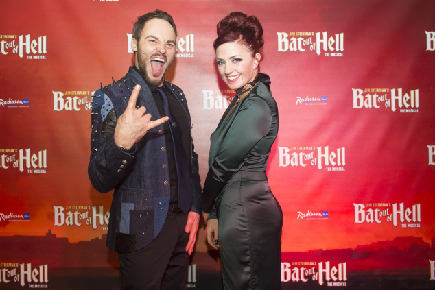 The Cast of Bat Out of Hell Tour - News Old faces and new faces