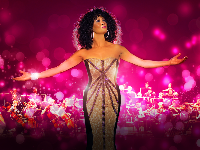 The Greatest Love of All - Review - London Palladium A spectacular tribute show to Whitney Houston