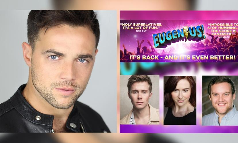 Ben Adams - Interview We talk with Ben about Eugenius. And Flashdance. And Eugenius.