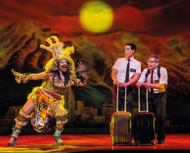 The Book of Mormon cancels performances until 2021 - News There will be no more shows for this year for the Book of Mormon