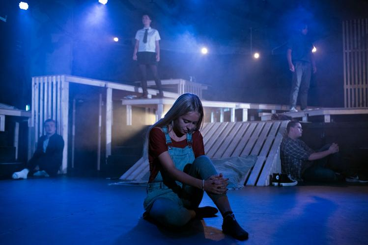 Breathe - Review - The Bunker Theatre Is suicide a choice?