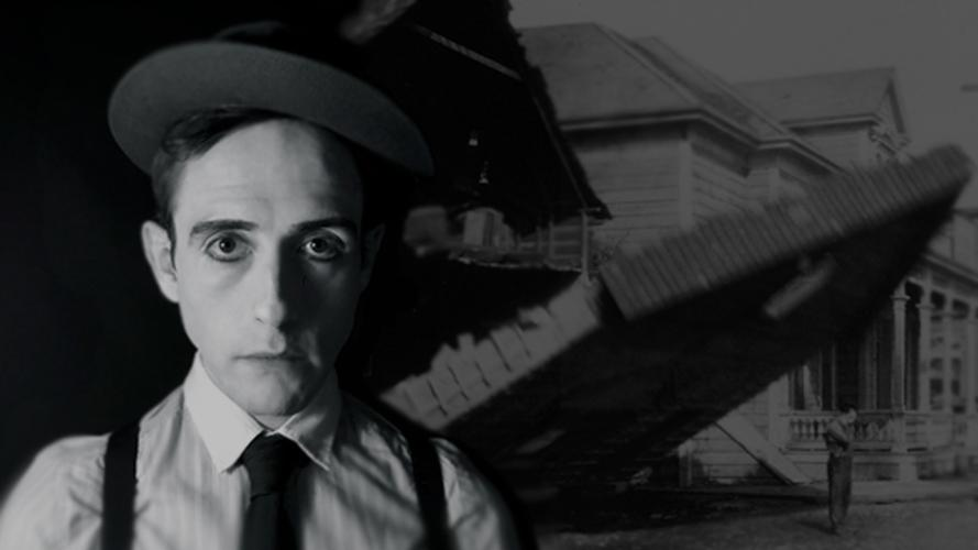 When you fall down - Review - The Other Palace A one-man show about Buster Keaton