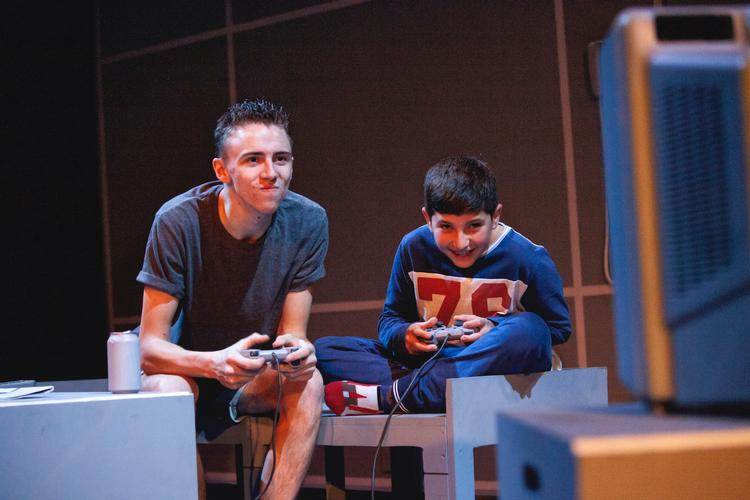 Mother of him - Review - Park Theatre A mother. Her son. His crime.