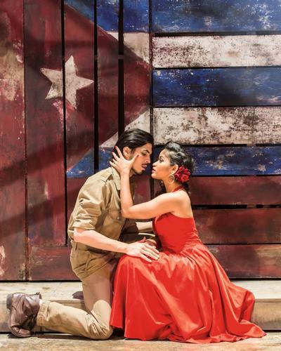 Carmen La Cubana is coming at Sadler's Wells Carmen with a Cuban flavour