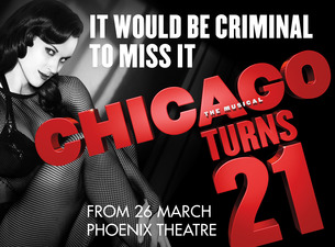 Full Cast Announced For Chicago At The Phoenix Theatre, London Were you wondering about the cast?