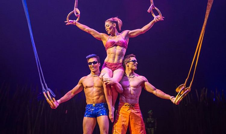 Cirque du soleil files for bankruptcy - News Cirque has laid off roughly 3.500 employees