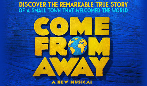 Come from Away Takeover Do you want to go behind the scenes?