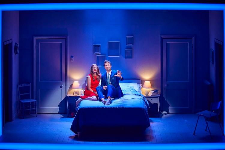 Company - Review - Gielgud Theatre A reworking of Sondheim's classic at the Gielgud