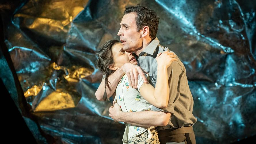 Captain Corelli's Mandolin - Review - Harold Pinter Theatre  An epic love story set on the Greek island of Cephalonia