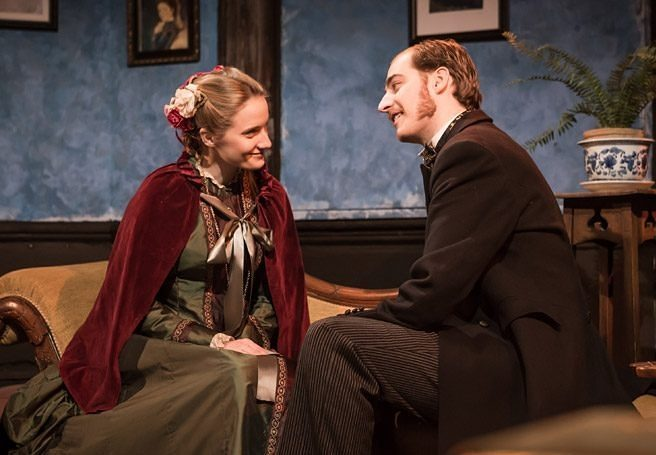 Cyril's Success Theatre Review: Four Stars The cast is solid, with Isabella Mashall as the naïve wife of Cyril, Allegra Marland as her beautiful rival, Susan Tracy as Miss Grannet and Stephen Rashbrooks as Mr Pincher.