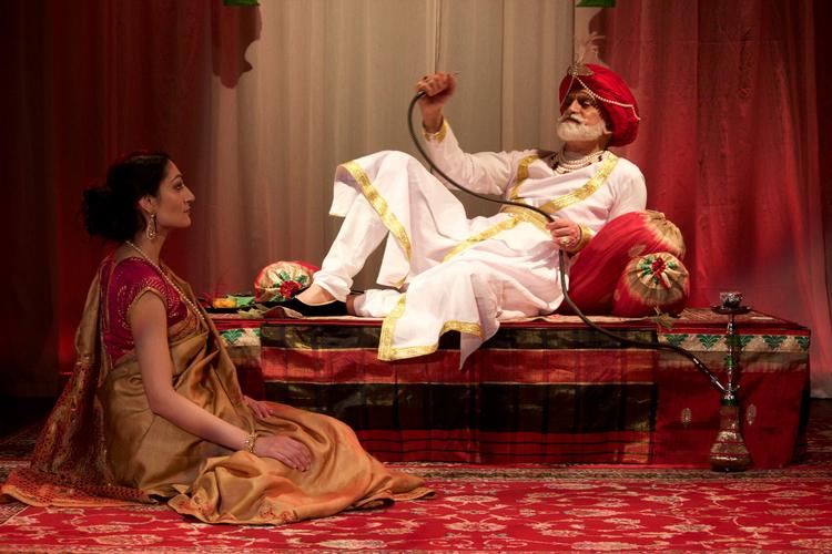 Gauhar Jaan: The Datia Incident – Review – Omnibus theatre The story of India's first recording star, Gauhar Jaan.