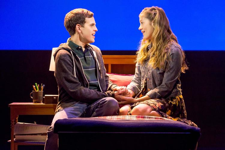 Dear Evan Hansen - Review - The Music Box Theatre (Broadway) Can't wait for the West End transfer? No problem, our Broadway review is here