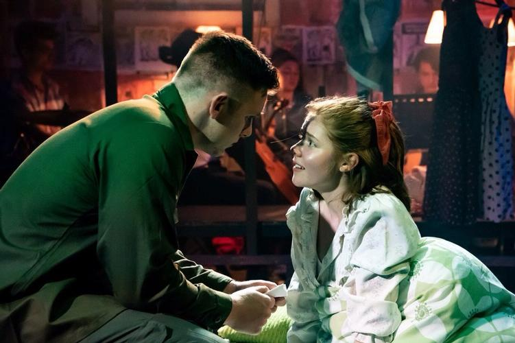 Dogfight - Review- Southwark Playhouse BTA bring back to London Pasek and Paul's musical