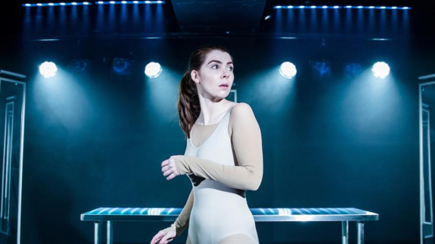 Dust - Review - Trafalgar Studios Life, Alice thinks, isn't worth living. So she kills...