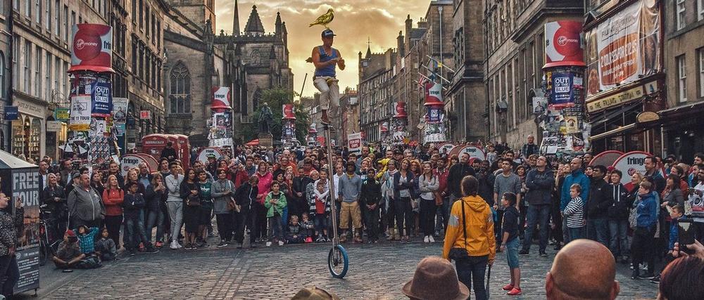 Edinburgh Fringe Festival Cancelled - News The Coronavirus hits the Festival