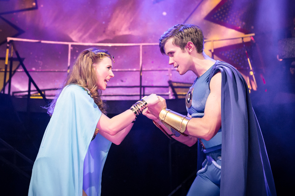 Eugenius! - Review - The Other Palace Should you go to see Eugenius the musical? Let's find it out..