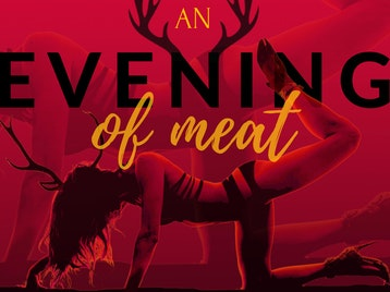 An evening of meat - Review - The Vaults Tasty dinner and entertraining choreography at The Vaults