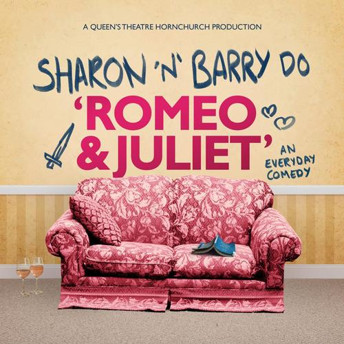 Sharon 'n' Barry do 'Romeo & Juliet' - Review (Online Streaming) Wherefore art thou, Barry!