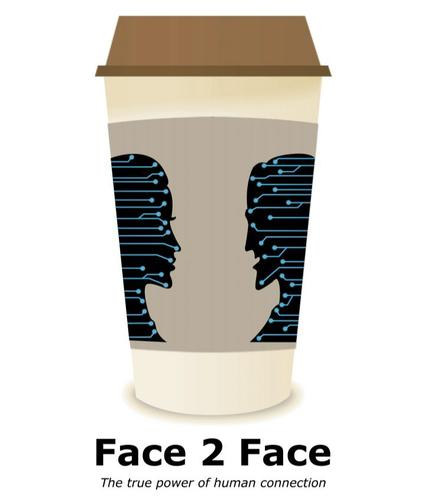 Face 2 face - Review - Drayton Arms Coffee shops and human interaction