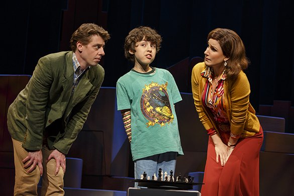 Falsettos Streamed live for free - News Broadway HD will stream the show, recorded in 2017