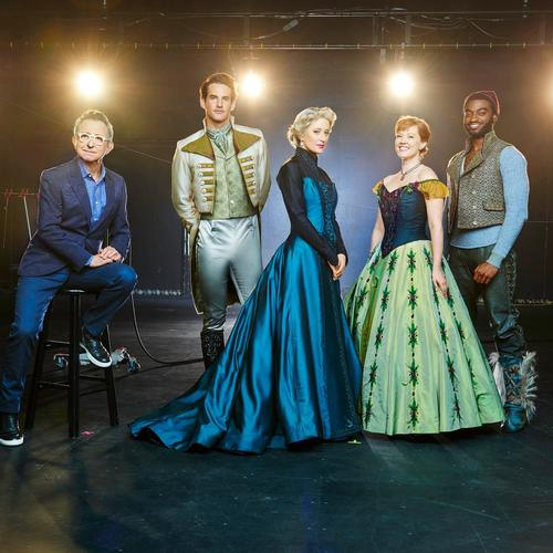 Frozen Transfers to the West End - News Do you want to build a snowman?