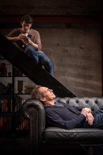 Gently down the stream - Review - Park Theatre The UK premiere of Martin Sherman's play