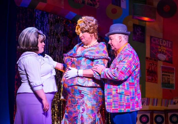 Hairspray first look - News The show is back in the West End