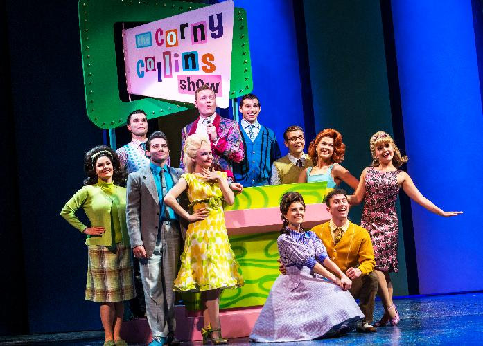 Hairspray - Review - London Coliseum The iconic show returns at the Coliseum