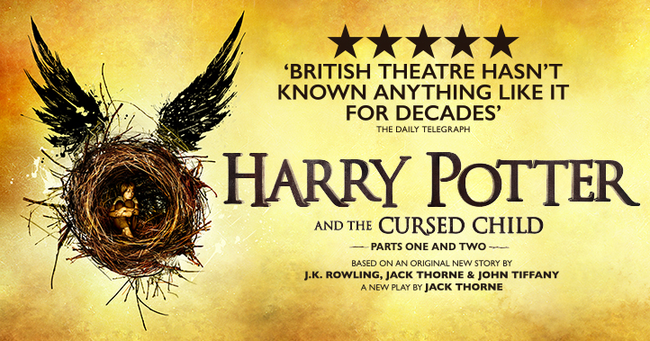 NEW CAST AND NEW TICKETS FOR HARRY POTTER and THE CURSED CHILD - NEWS Who will be the next Harry Potter?