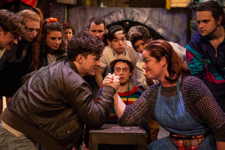 Market Boy - Review - Union Theatre Let's step back into the 80's