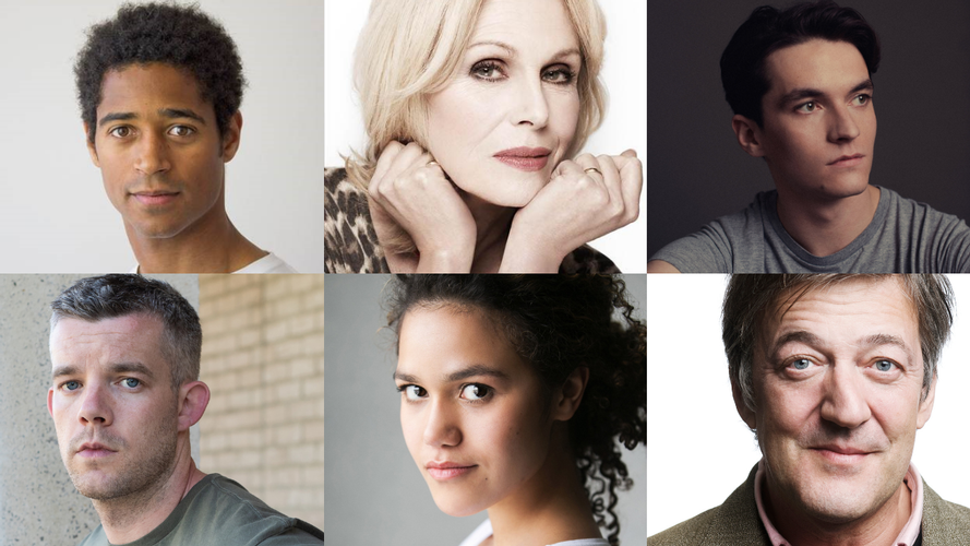 The Picture of Dorian Gray  - News Full cast announced for the new digital production