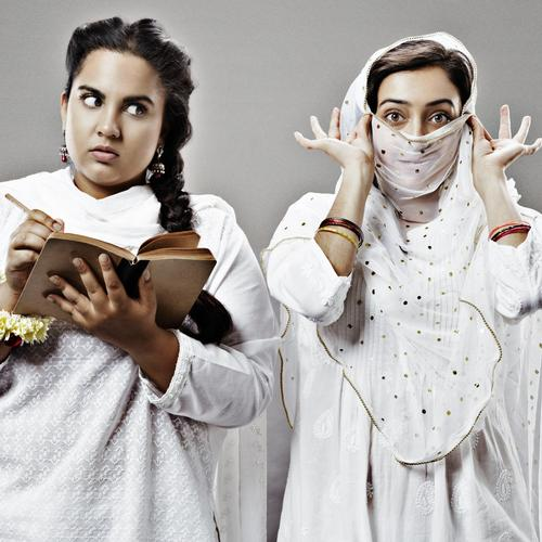 Santi & Naz - Review - VAULT Festival The tale of two young women standing fast against circumstances that would separate them