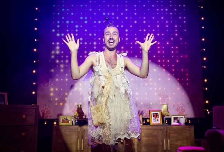 My Son's A Queer, But What Can You Do? extends the run - News The show will run until 17 July