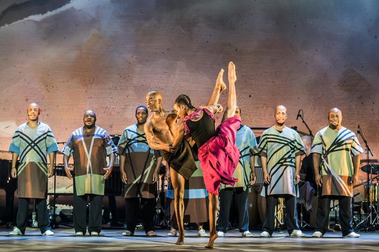 Inala - Review - Peacock Theatre Ballet and gospel together in this stunning performance