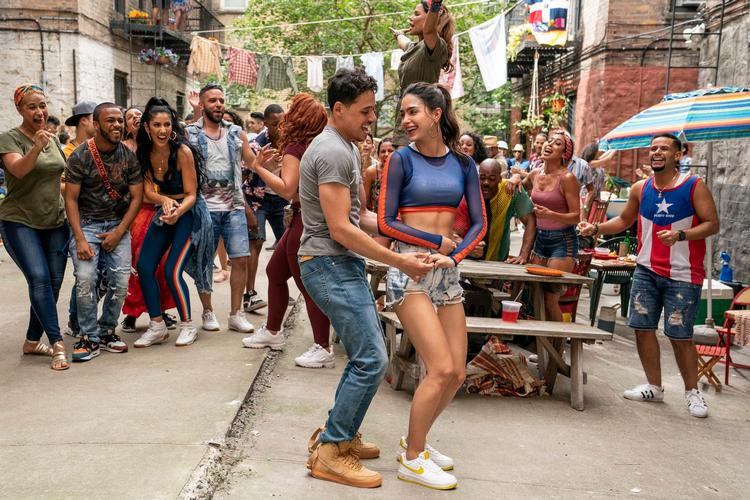 In The Heights Postponed - News The movie has been indefinitely postponed