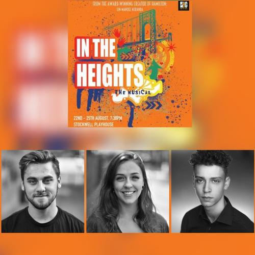 In The Heights - Review - Stockwell Playhouse RicNic brings a new production of Miranda's musical to Stockwell Playhouse