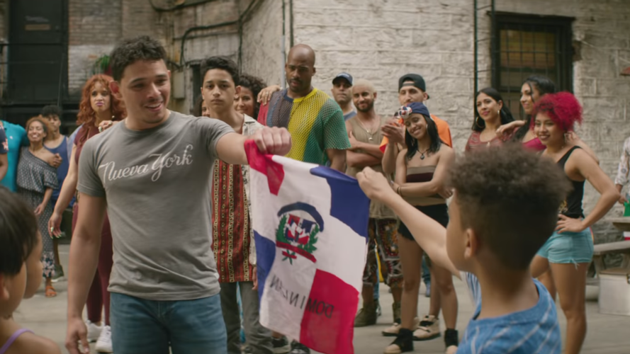 In the Heights the Movie - News The film will premiere in June