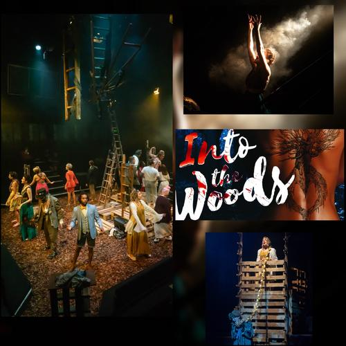 Into The Woods - Review - The Cockpit Theatre The revival of Sondheim's musical at the Cockpit