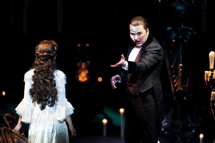 The Phantom's return - News Killian Donnelly will join the cast