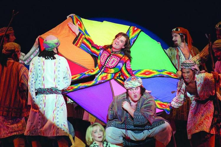 Joseph and the Amazing Technicolour Dreamcoat on YouTube - News Go Go Go Joseph