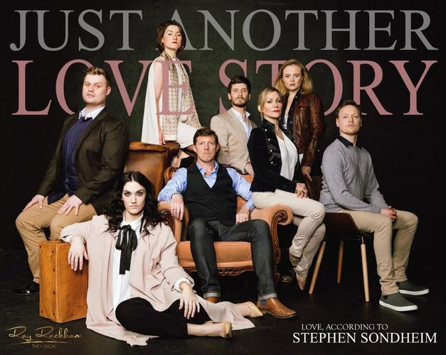 Just Another Love Story - Review - Above the Arts Theatre Did anybody say Sondheim?