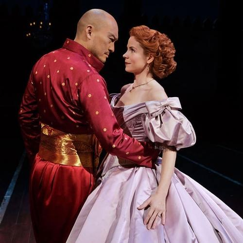 The King and I - Review - London Palladium The musical winner of four TonyAwards at the London Palladium