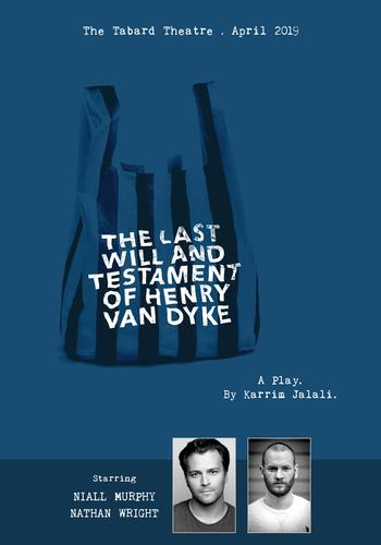 "The Last Will and Testament of Henry Van Dyke - Review - Tabard Theatre ""The woods would be very silent if no birds sang except those that sang best."""